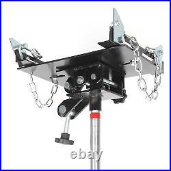 0.5T 2 stage Ton Hydraulic Transmission Gearbox Jack Garage Engine Lifting