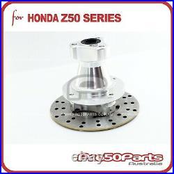 10 wheels Hydraulic Rear Disk Brake Complete Set for Honda Monkey Bike Z50