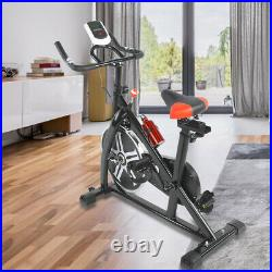 120KG Sports Exercise Bike Aerobic Workout Indoor Training Fitness Gym New
