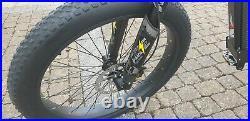 1500W TDE17 eBike Electric Bike MTB eCross hydraulic brakes lights 7 Shimano