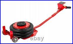 3.5 Ton Car Jack Pneumatic Air Quick Lifting 3 Lift Bag Garage Mechanic Van Pro