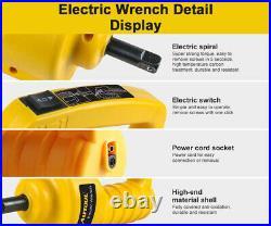5Ton 6Ton Car Electric Hydraulic Jacks Floor Electric Impact Wrench Repair Tool