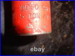 5 Ton Hydraulic G Clamp Enerpac / Blackhawk