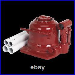 BJ10LE Sealey Bottle Jack Low Entry Telescopic 10tonne Bottle Jacks