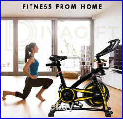 BLUETOOTH Exercise Bike Gym Bicycle Cycling Cardio Fitness Training Workout