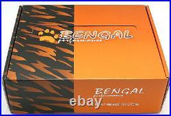 Bengal Helix 7B Bike Bicycle Hydraulic Disc Brakes 160mm F&R Complete set Black