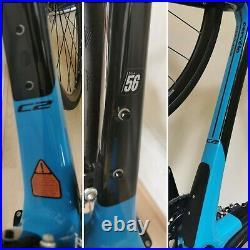CERVELO C2 Disc 105 hydraulic 2019 Size 56 Road Bike Brand New Condition