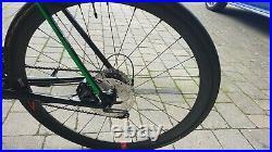 Cube Cross Race Sl New 105 F7000 hydraulics Groupset+ new Falcrum Wheels+