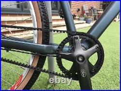 Cube Hyde Pro hybrid bike. Belt Driven, Hub Gears, hydraulic Breaks. Nearly New