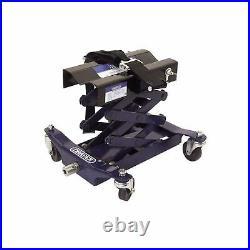 Draper 1x 150kg Floor Transmission Jack Garage Professional Standard Tool 53095