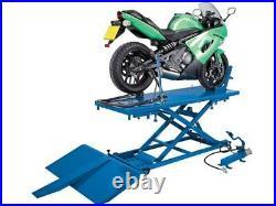 Draper 37190 MCL4 680kg Pneumatic/Hydraulic Motorcycle/ATV Small Machinery Lift