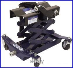 Draper 53095 150Kg Floor Transmission Jack Gearbox Scissor Type Axles Transfer