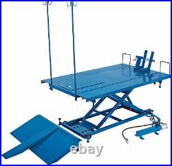 Draper 680kg Pneumatic/Hydraulic Motorcycle/ATV/Small Garden Machinery Lift