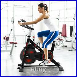 Exercise Bike Cardio Cycling Trainer Sports Workout Fitness Machine Home Indoor