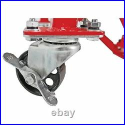 Extreme Max 5001.5083 Hydraulic Motorcycle Lift Table â 300 lb