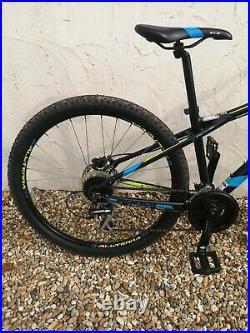GT AGRRESSOR Expert, Small, 27.5 wheels, new chain&cassette, hydraulic brak