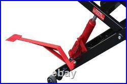 Hydraulic Motor Bike Lift Table Mb03x. Cjautos