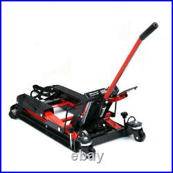 Hydraulic Motorcycle Lift Jack Platform Scissor Style Lift Table Platform Stand