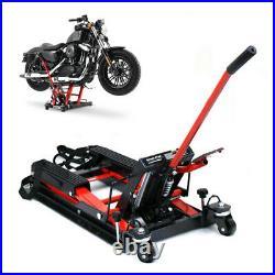 Hydraulic Motorcycle Motorbike Scissor Table Repair Platform Stand Robust Lift