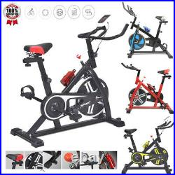 Indoor Exercise Bike Fitness Cardio Workout Machine Home Gym Training Bicycle