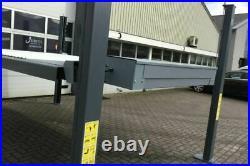 Int208 Solid Platform 3000kg Four Post Car Parking Lift Auto Storage Parker