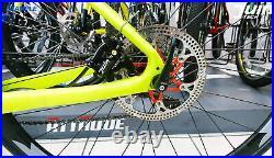 Juin Tech F1 Cyclocross Gravel Bicycle Bike Hydraulic Disc Brake Calipers Black