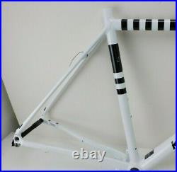Kinesis RTD Scandium Road Disc Gran Fondo Bike Packing Frameset 55.5cm
