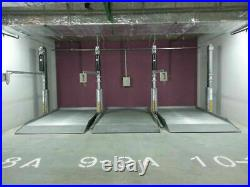 Lift Giant 2300kg 240v Two Post Car Parking Lift Double Storage Stacker Auto