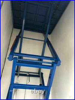 Lift Giant 3000kg Floor to floor car elevator scissor lift mezzanine level