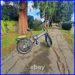 MATE X electric e-bike 48v 750w 30mph Hydraulic brakes 14Ah Lithium UK Stock