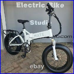 MATE X electric e-bike 48v 750w 30mph Hydraulic brakes UK Stock 14Ah Lithium