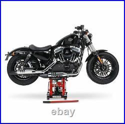 Motor Bike hydraulic jack for Harley Davidson Dyna Fat Bob workshop lift r-b