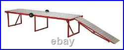 Motorcycle Portable Folding Workbench 360kg Capacity Sealey MCW360