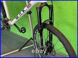 Mountain Bike Carbon Hard Tail CYCLE UK 17 & 18 Frames 26 Hydraulic Air Forks