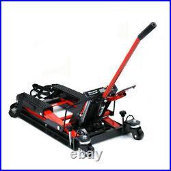 NEW Hydraulic Motorcycle Motorbike Scissor Table Platform Stand Robust Lift SALE