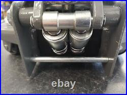 NEW Quick Lift Heavy Duty Dual Pump 3 Ton Ultra Low Profile Floor Trolley Jack