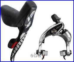 NEW Sram Red 22 Hydraulic RIGHT Shifter AND Rim Brake Road Bike 2x11 Speed