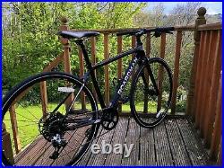 New Boardman Pro Hybrid Gravel bike Carbon Forks 1x11 Rival Hydraulic Park tool