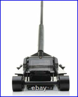 New Quick Lift Heavy Duty Dual Pump 4.5 Ton Ultra Low Profile Floor Trolley Jack