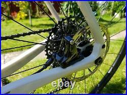 ORRO Terra C gravel bike. Sram 1x11 Hydraulic. Slightly used. Large. Part x