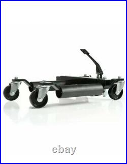 One (1) Hydraulic Skates Heavy Duty Wheel Dolly Jack Sliders Vehicle Positioning