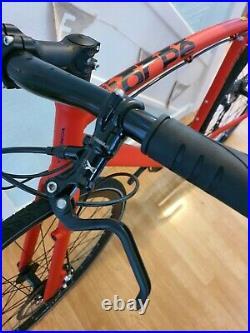Orbea Carpe H20 Hybrid Bike Size 54 Cm Formula RX hydraulic brakes