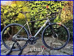 Orro Terra 105 Hydraulic Road Bike 2021 NEVER USED RRP £1599 Size Small