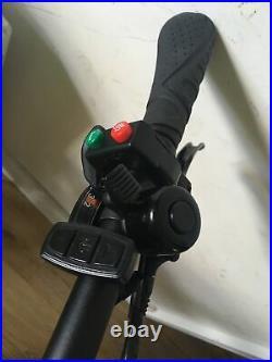 PINNACLE ELECTRIC OFF ROAD MOUNTAIN BIKE, 1500W EBIKE 48V 17.5Ah Hydraulic Brake