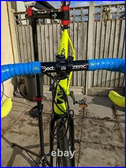 Ribble CGR AL Road bike 52cm New Racing bicycle With Hydraulic Disc Brakes