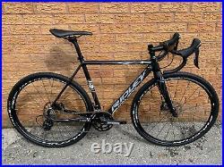 Ridley X-Ride Alloy Hydraulic Disk Brake Cyclocross Bike, 105, Fulcrum, 50cm