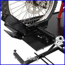 SGS Hydraulic Motorcycle Lift 450kg Capacity