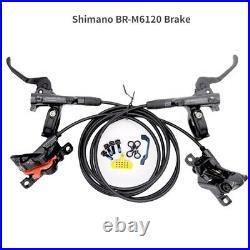 SHIMANO DEORE M6100 M6120 Brake Mountain Bikes Bicycle Hidraulic Disc Brake