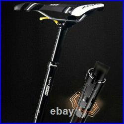 SWTXO Aluminum MTB Road Mountain Bike Hydraulic Seat Post Seatpost 30.9/31.6mm