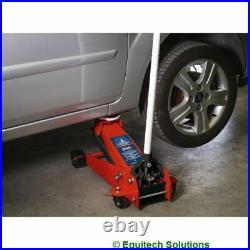 Sealey 3000CXD 3 Tonne Heavy Duty Trolley Jack Car Van Workshop Garage